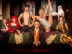 Review: Cabaret at Scarfes Bar (Rosewood Hotel)