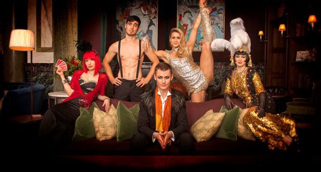 Review: Cabaret at Scarfes Bar (Rosewood London)