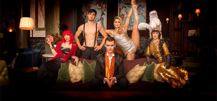 Review: Cabaret at Scarfes Bar (Rosewood London)
