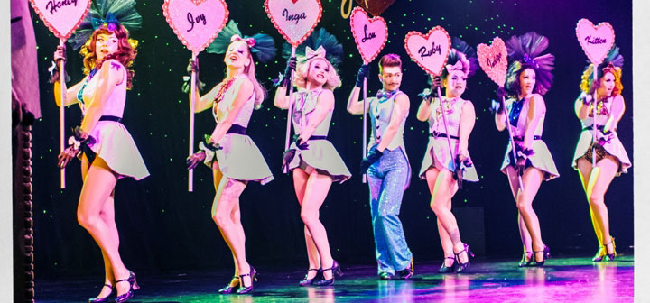 The Atomic Bombshells Celebrate Ten Glamorous Years in Burlesque