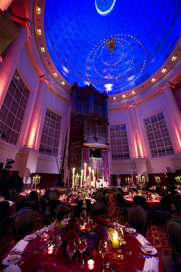 A Sublime Boudoir event at the Renaissance Hotel in Amsterdam. ©Sublime Boudoir