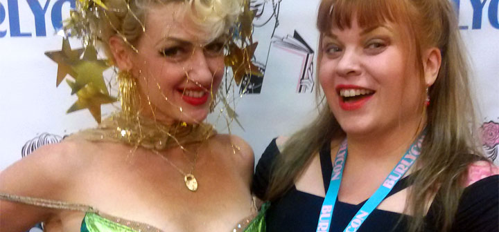 Bettie Blackheart's BurlyCon 2014 Diary