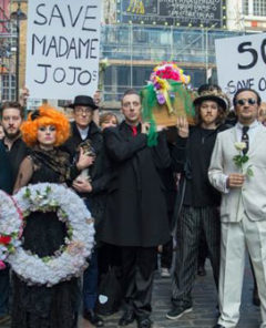 The #SaveMadameJojos Peace Vigil in Words, Photo and Video.