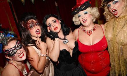 Burlesque Queens at Theatre Bizarre 2014: A Fiendish Fairytale