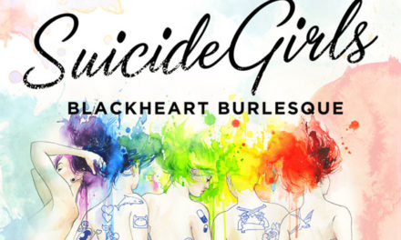 WIN: Tickets to Suicide Girls Blackheart Burlesque, London UK.