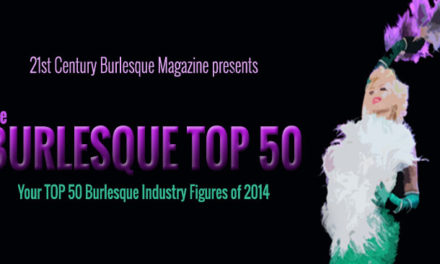 Burlesque TOP 50 2014: NO. 3