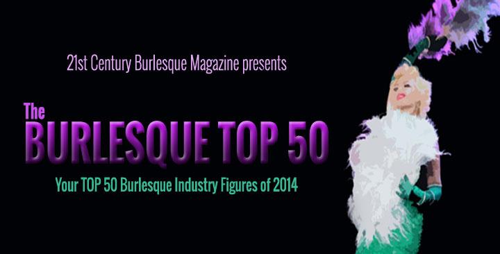 Burlesque TOP 50 2014