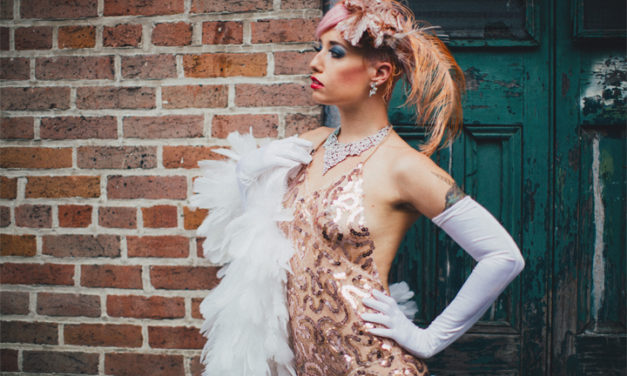 Exclusive: Interview with Bella Blue, Lucky Pierre's Burlesque Producer