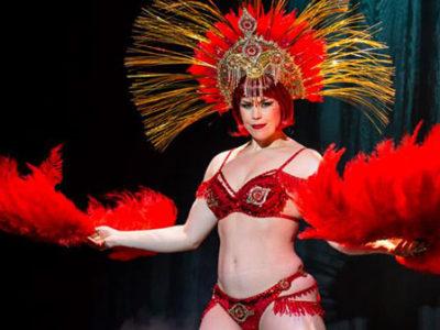Sina King's Berlin Burlesque Festival Diary