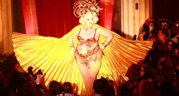 Burlesque Icon Dirty Martini Responds to Lucky Pierre's Size Discrimination Incident