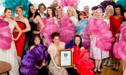 Burleskathon: World Record Striptease