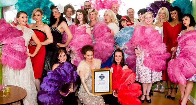 Burleskathon: World Record Striptease