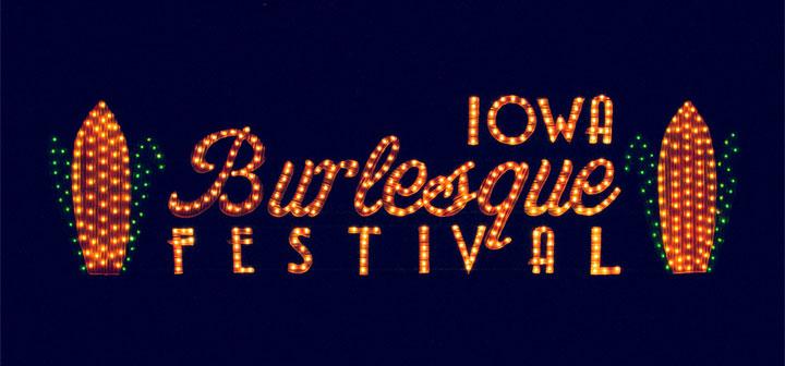 Renee Holiday's Iowa Burlesque Festival Diary