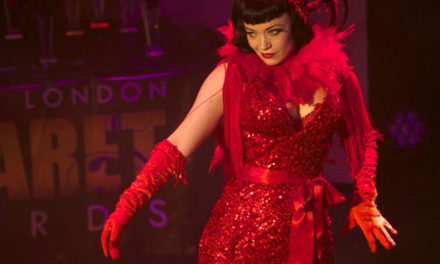 London Cabaret Awards: Polly Rae and Bettsie Bon Bon Shine at Ceremony