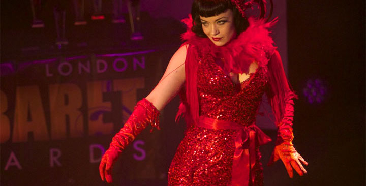 London Cabaret Awards: Polly Rae and Bettsie Bon Bon Shine at Annual Ceremony