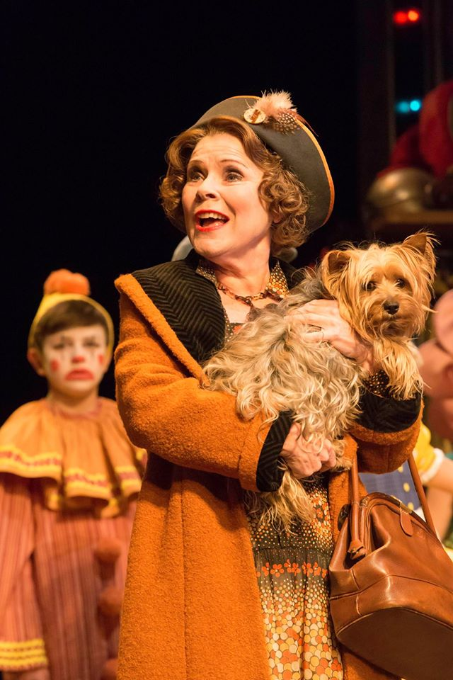 Imelda Staunton as Momma Rose in Gypsy at the Savoy Theatre.  ©Johan Persson