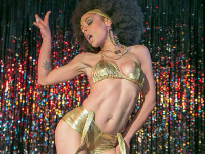 Burlesque Match Game, BHoF Edition: RedBone