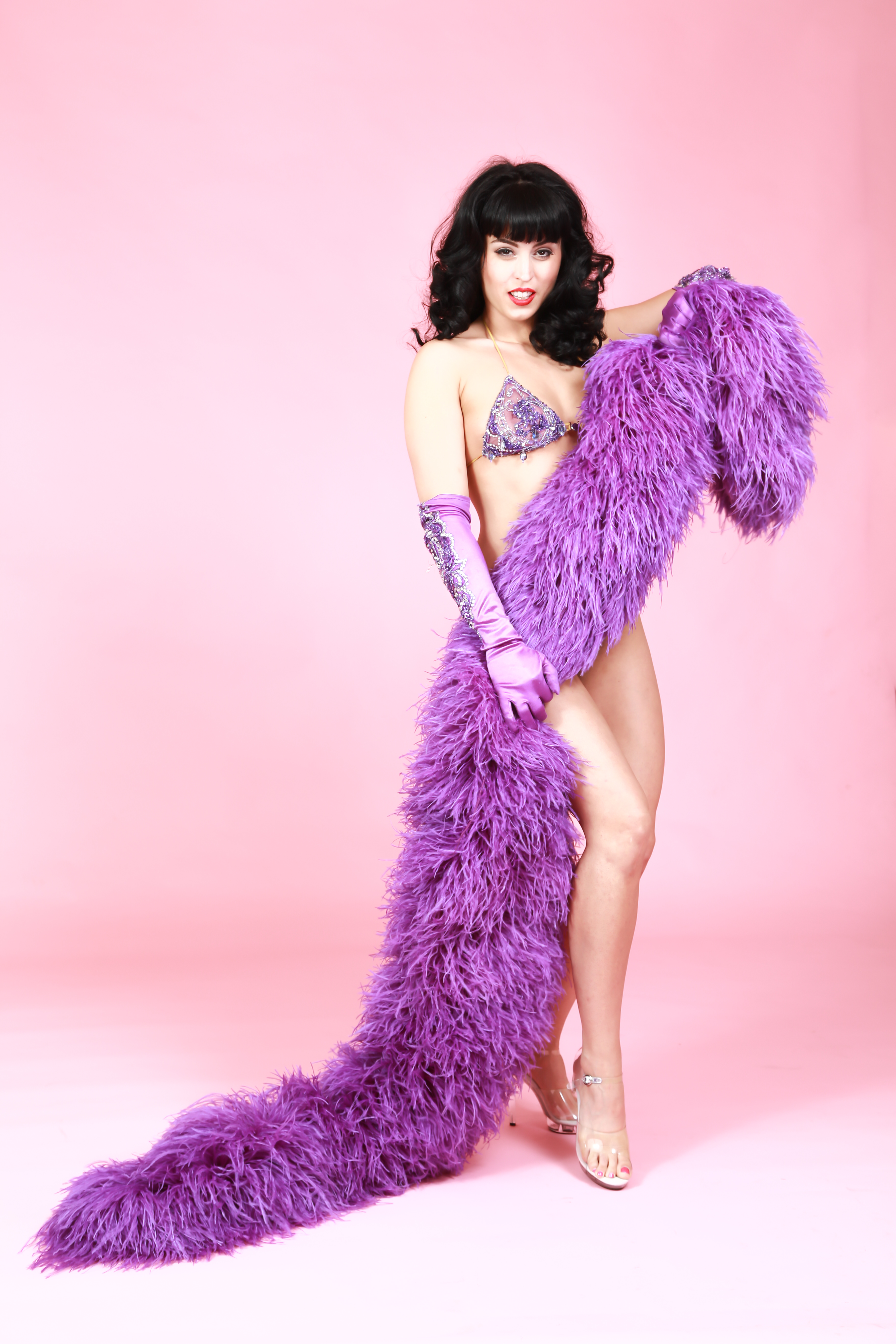 Burlesque Match Game, BHoF Edition: Ginger Valentine