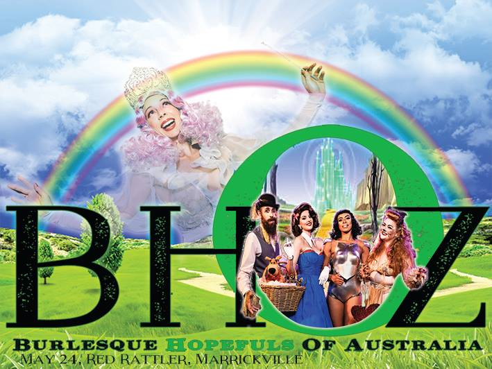 The Wonderful Strippers of OZ on the Yellow Brick Road to BHoF