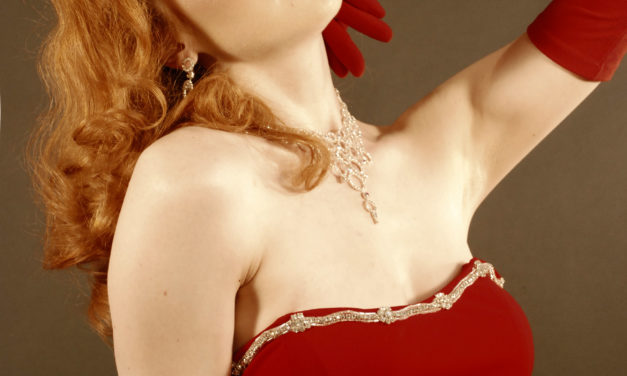 Burlesque Match Game, BHoF Edition: Ruby Joule