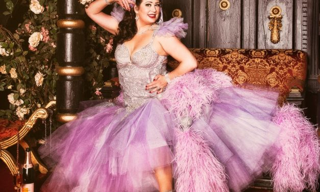 Burlesque Costume Tutorial: Stage Worthy Footwear
