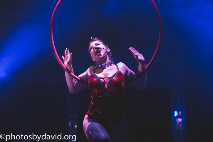 REVIEW: Showtime with Cabaret Boheme (Brighton Fringe 2015)