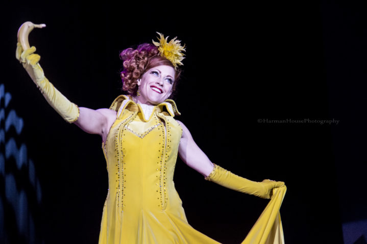 PHOTOS: Trixie Little's Crown Winning Act at Burlesque Hall of Fame Tournament of Tease