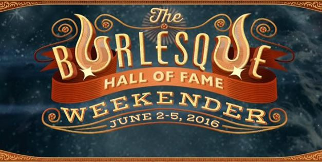 RESULTS: Burlesque Hall of Fame Weekend Tournament of Tease 2016