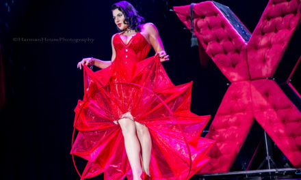 Burlesque Hall of Fame 2015: Icons and All Stars