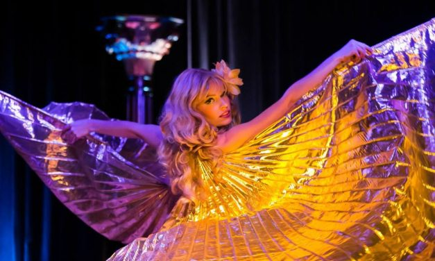 A Teasetastic Tour of Texas Burlesque