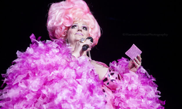 Burlesque Hall of Fame Weekend 2015: 58th Annual Titans of Tease Reunion Showcase