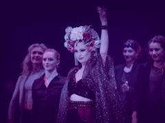 Review: Black Cat Cabaret - Nocturne (London Wonderground 2015)