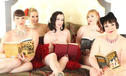 Glory Pearl's Burlesque Hall of Fame Weekend Volunteer Diary