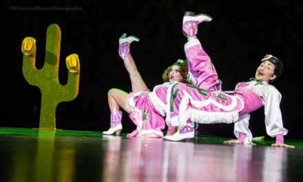 Burlesque Hall of Fame Weekend 2015: Small Groups and Large Groups