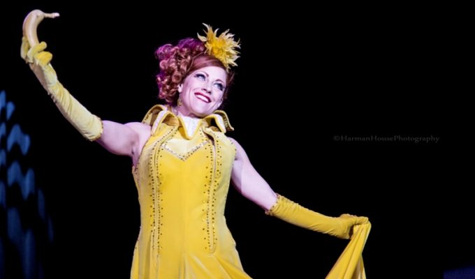 Costume and conversation with burlesque legend bic carrol 21st queen trixie little top banana burlesque costume solutioingenieria Gallery