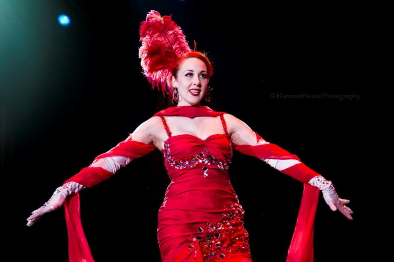 Ruby Joule at the Burlesque Hall of Fame Weekend Tournament of Tease in The Orleans Showroom, Las Vegas. ©Chris Harman/Harman House Photography for 21st Century Burlesque Magazine. Not to be used without permission.