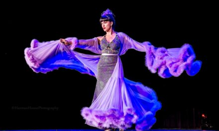 Burlesque Hall of Fame Weekend 2015 Tournament of Tease: QUEEN