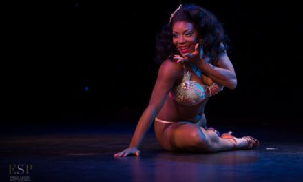 House of Verlaine Delivers 'Haute Burlesque' Ballet