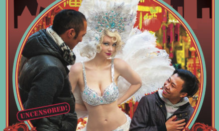 Trouble in the East: Diary of a Shanghai Showgirl comes to the Edinburgh Fringe Festival
