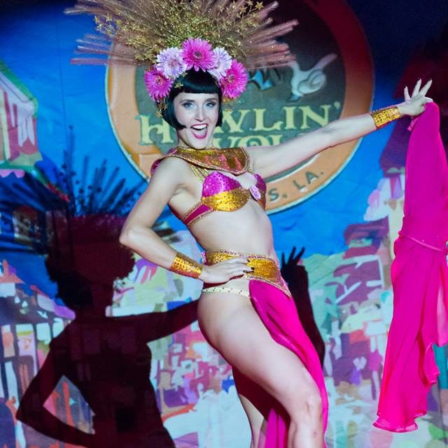 Eva la Feva's Snake Oil Festival Burlesque Diary