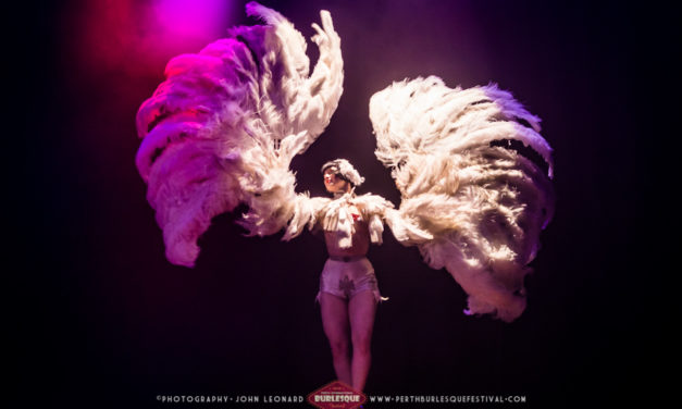 Alyssa Kitt's Perth International Burlesque Festival Diary