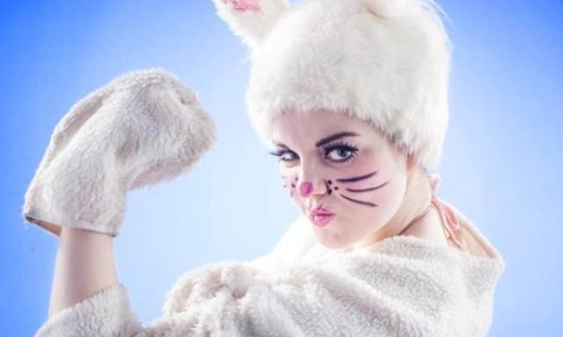 Burlesque Activism: Bunny Buxom Discusses Rabbit Hole Productions