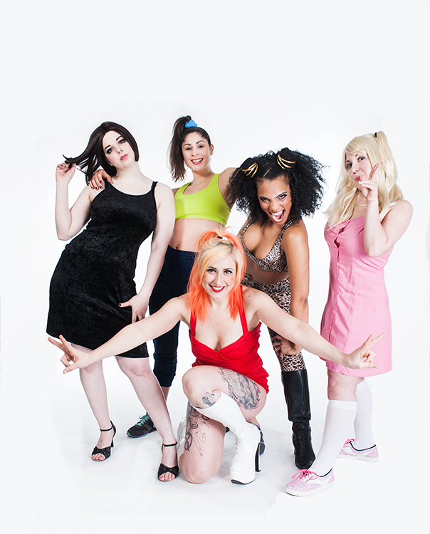 Rabbit Hole Productions: Spice Twirls Cast Promo Photo by Ben Trivett