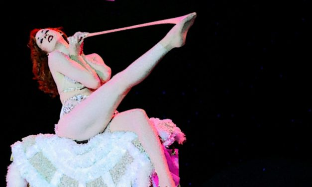Burlesque TOP 50 2015: UK TOP 20