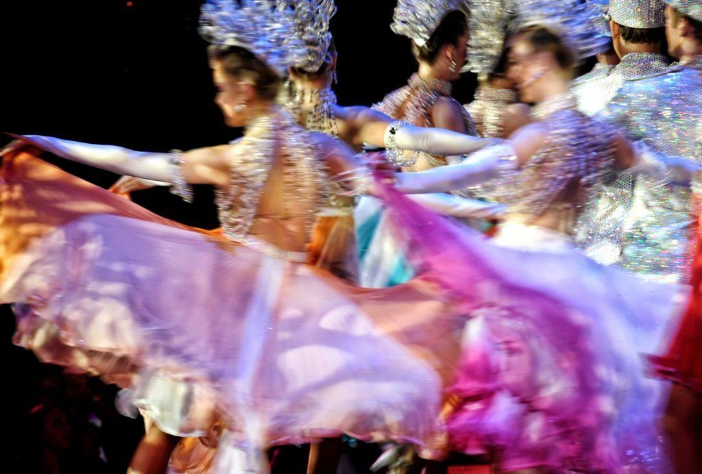 Moulin Rouge, Paris. ®Moulin Rouge-Sandie Bertrand