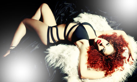 Interview: Cece Sinclair – Blossoming British Burlesquer