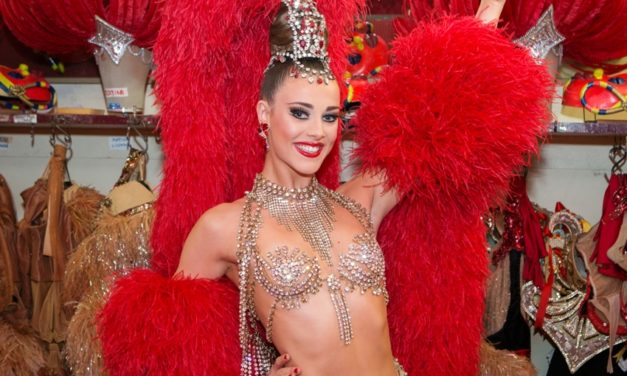 Together We Can-Can: Life as a Moulin Rouge Showgirl
