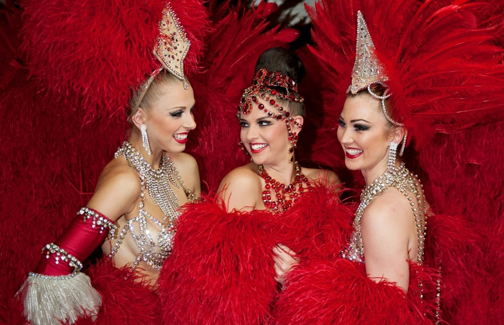Together We Can-Can: Life as a Moulin Rouge Showgirl ⋆ 21st ...