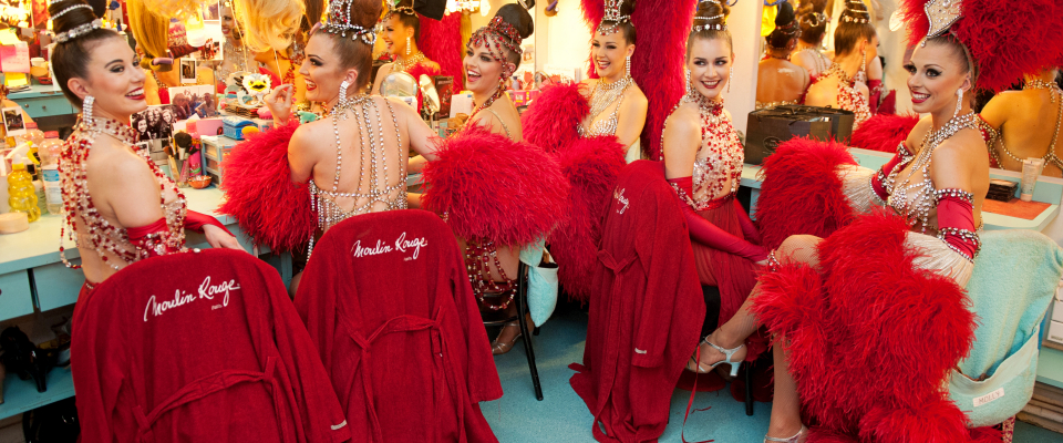 The Life of a Moulin Rouge Showgirl