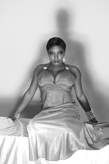 Burlesque TOP 50 No.2 Perle Noire, by Shoshana Portnoy.